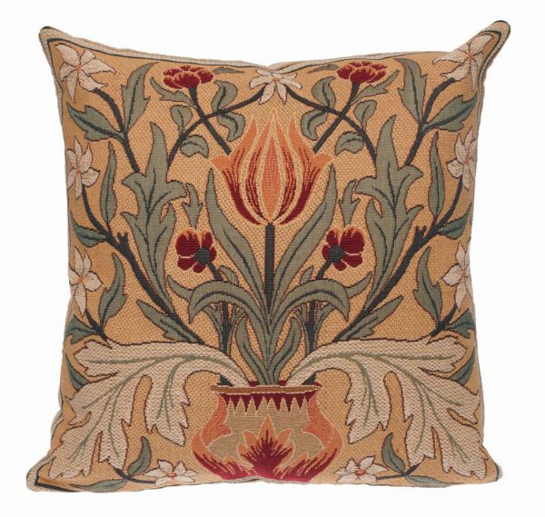 Phot of William Morris Floralie Tapestry Cushion