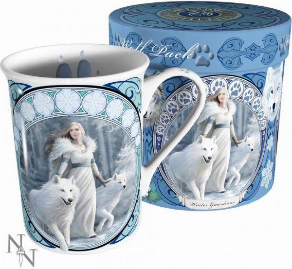Photo of Winter Guardians Mug (Anne Stokes)
