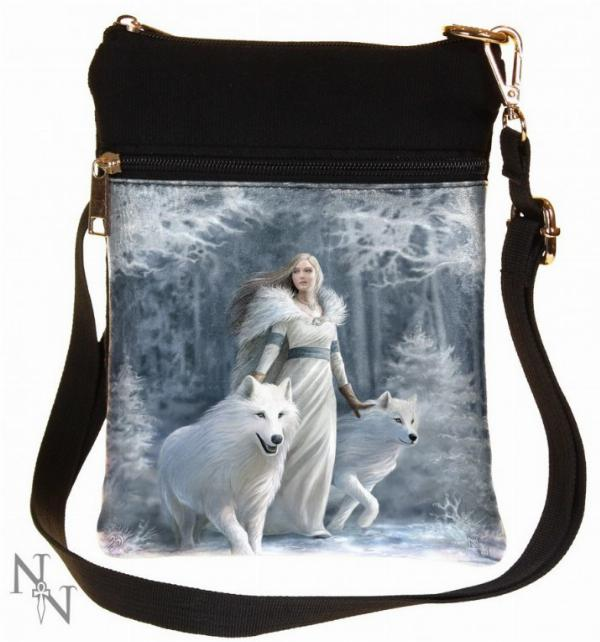 Photo of Winter Guardians Small Shoulder Bag (Anne Stokes)