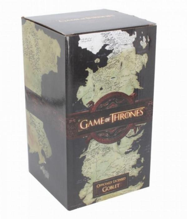 Photo of Winter is Coming Goblet Game of Thrones
