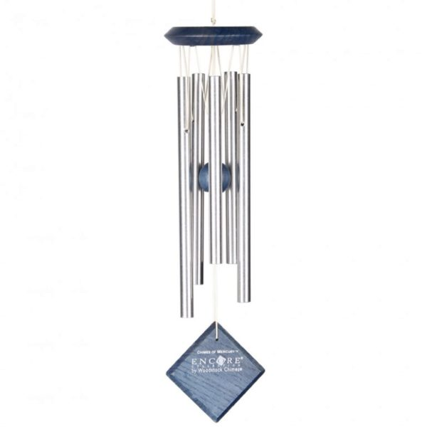 Photo of Woodstock Wind Chimes of Mercury (Blue Wash)