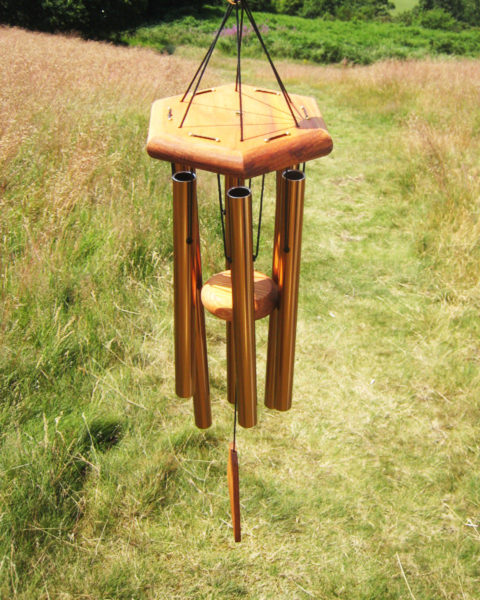 Photo of Bronze Arias Wind Chime 30 inches