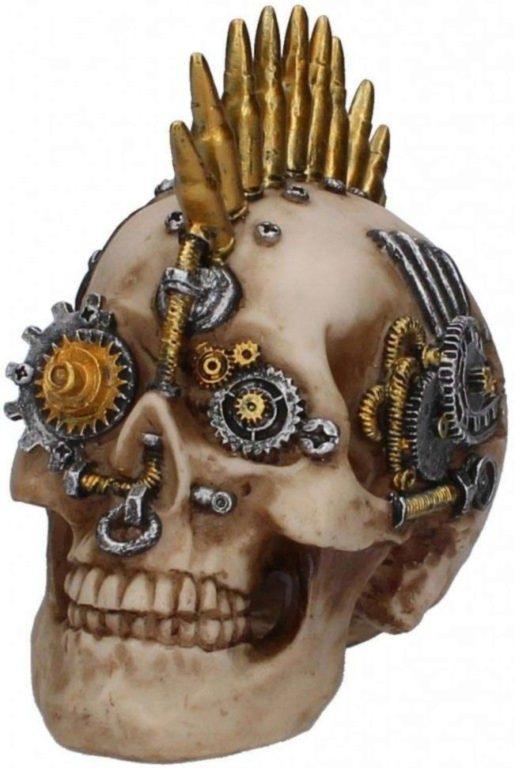 Photo of Clockwork Bullet Skull 17.5cm