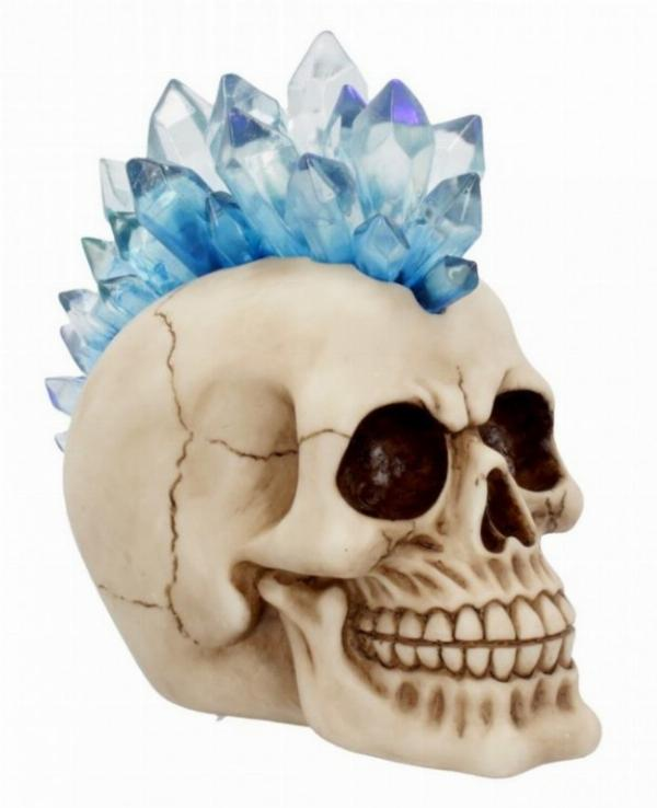 Photo of Crystal Hawk Skull Ornament Light Feature
