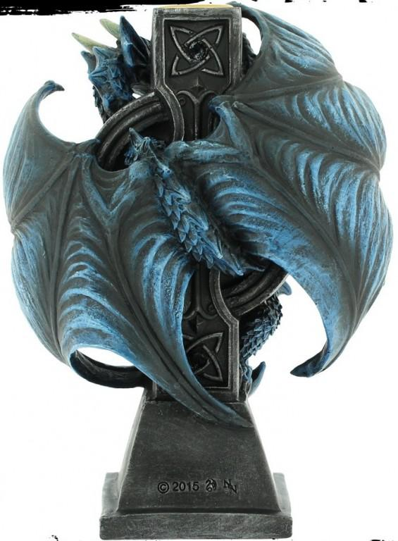 Photo of Draco Candela Candle Stick (Anne Stokes)