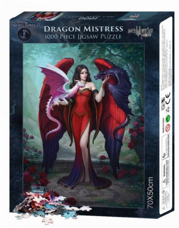 Photo of Dragon Mistress Jigsaw (James Ryman) 1000 pieces