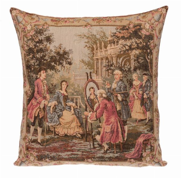 Phot of Francois Boucher Tapestry Cushion Iii