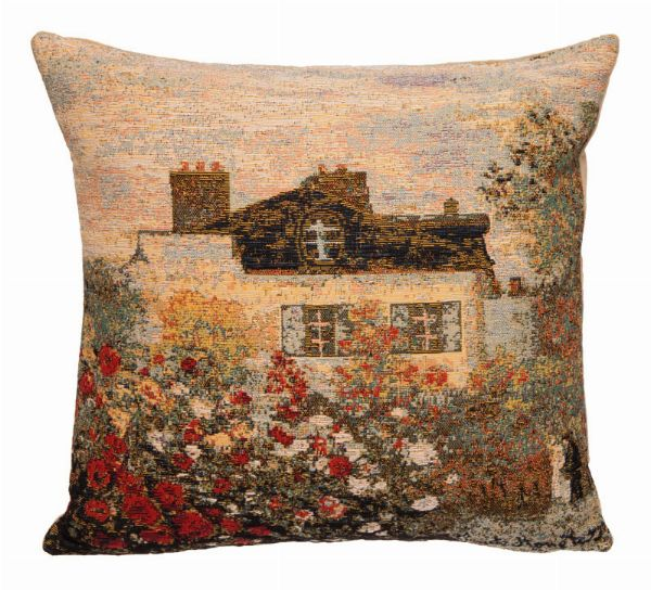 Phot of House Of Monet Tapestry Cushion