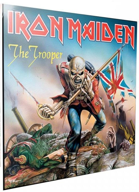 Photo of Iron Maiden The Trooper Crystal Clear Picture