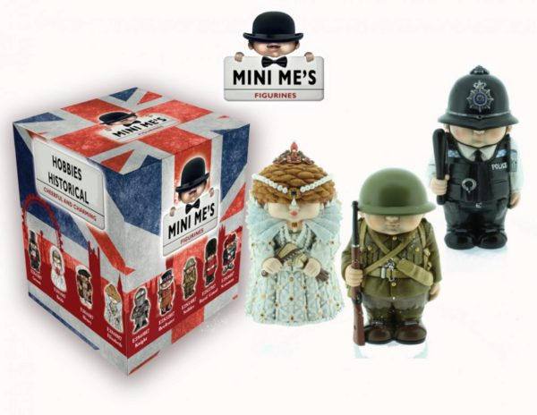 Photo of Knightley Figurine Mini Me Collection 12cm