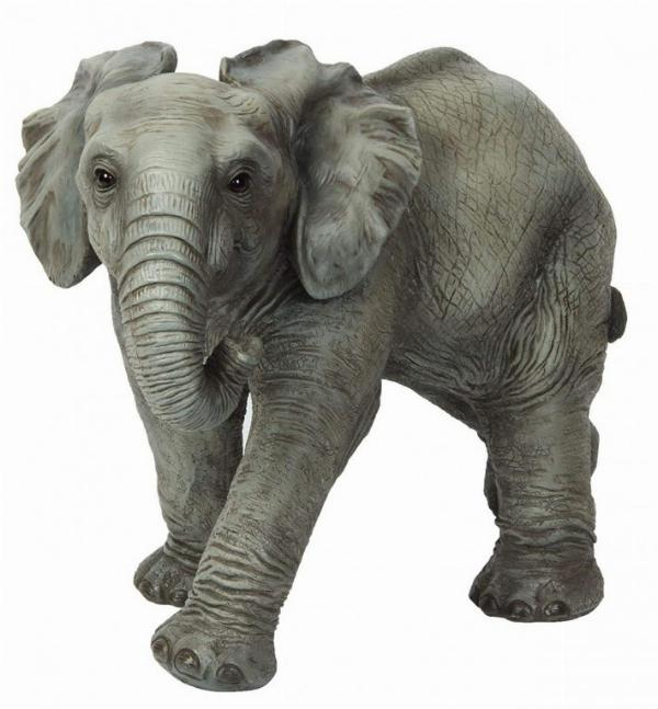 Photo of Large Elephant Figurine Juliana Naturecraft