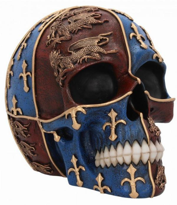 Photo of Medieval Skull Ornament