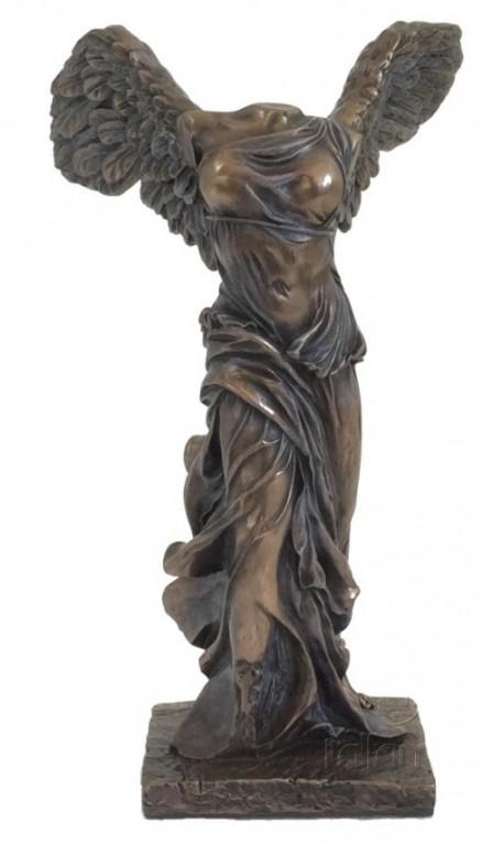 Photo of Nike Bronze Figurine 27 cm