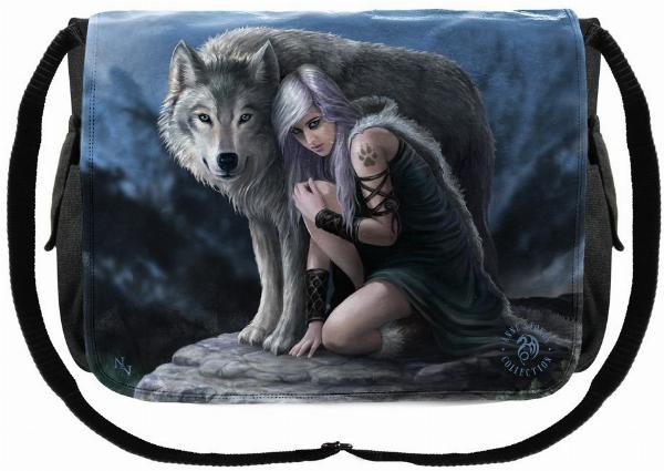 Photo of Protector Messenger Bag (Anne Stokes)