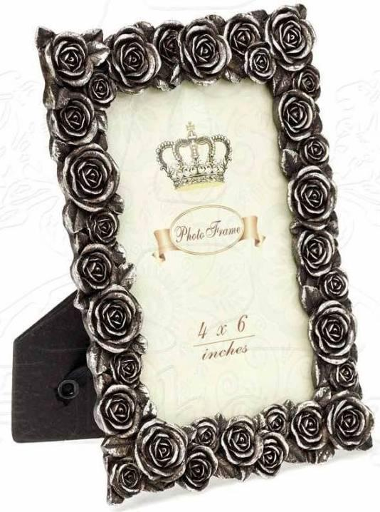 Photo of Rose Photo Frame 6 x 4 inches from Alchemy Gothic