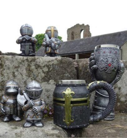 Photo of Sir Defendalot Figurine