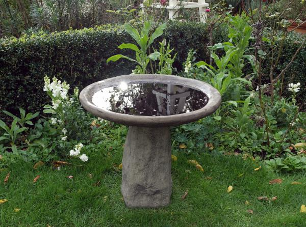 Photo of Staddle Stone Birdbath
