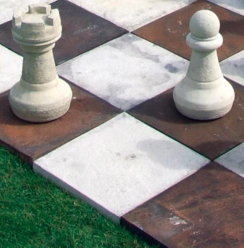Photo of Stone Garden Chess (Board Only)