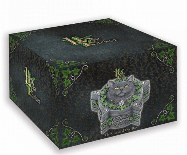 Photo of The Charmed One Box (Lisa Parker) Black Cat Design