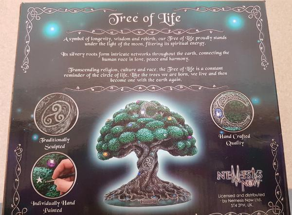 Photo of Tree of Life Figurine 18 cm Luna Lakota