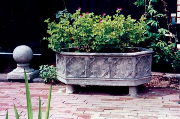 Photo of Tudor Stone Trough with Feet