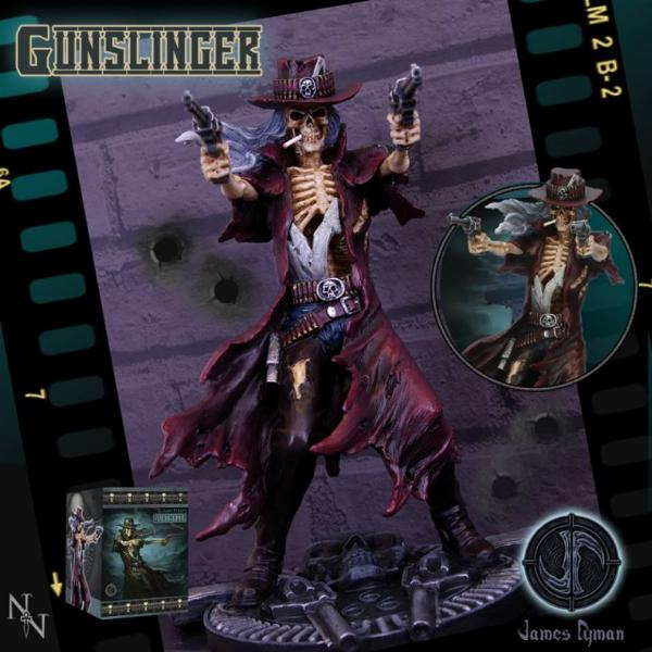 Photo of Undead Cowboy Figurine