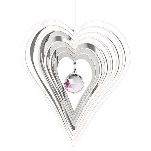 Photo of Woodstock Shimmers Crystal Heart