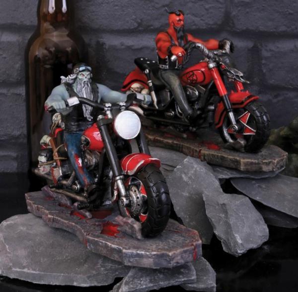 Photo of Zombie Biker Figurine James Ryman